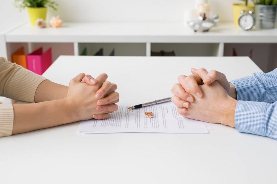 annulation de mariage